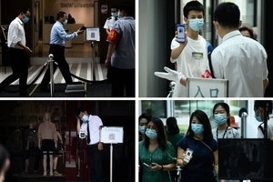 疫情來勢兇猛 北京管控再升一級(多圖)