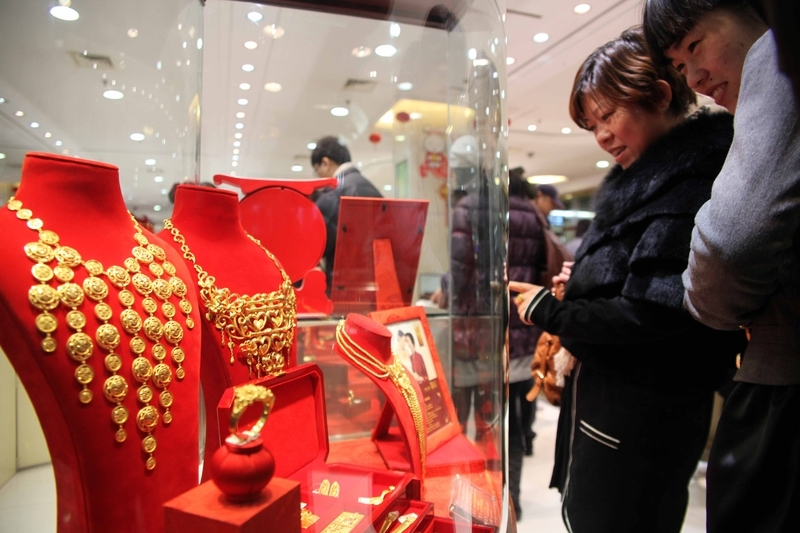 大陸再爆劣質黃金醜聞 涉中共國企