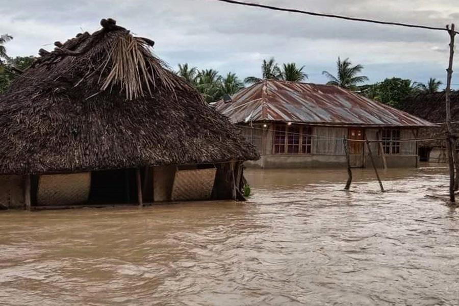 風暴襲印尼和東帝汶 掀六米海浪 160多人遇難