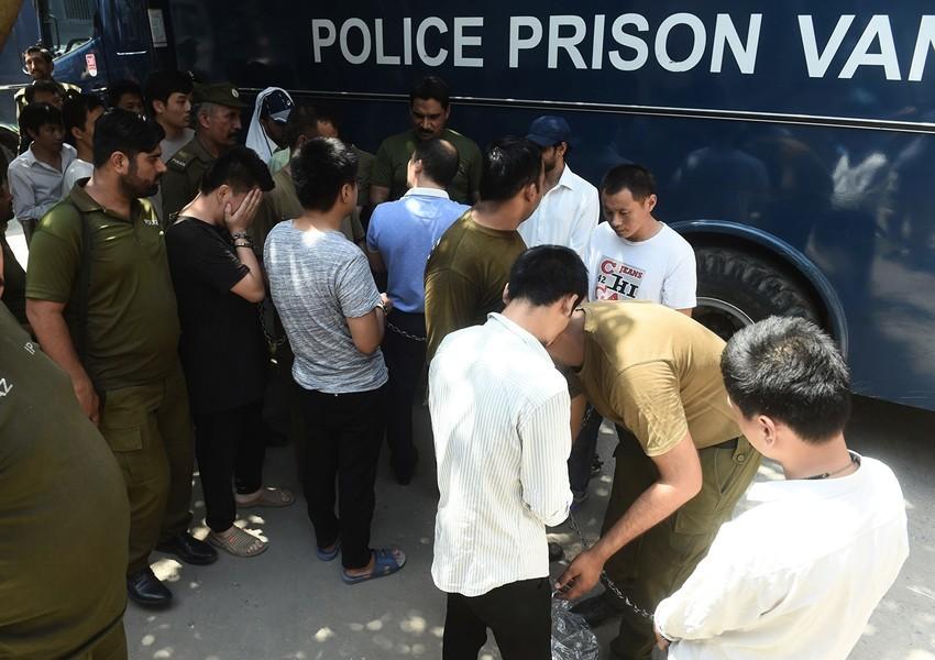 美媒:629名巴基斯坦女子被販到中國當新娘