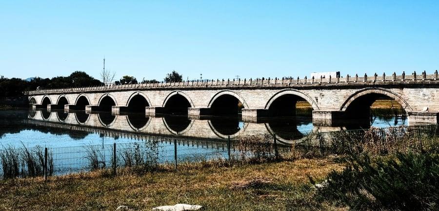 中國傳統建築之美——四大古橋(上)