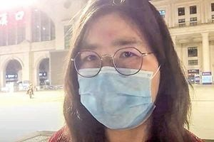 公民記者張展被判刑四年 她拍攝了啥影片?
