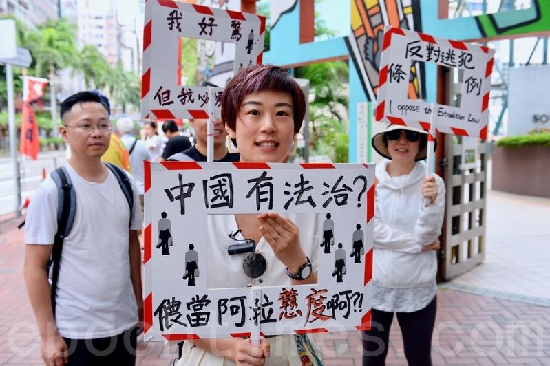 專訪港教大講師黎明:我為何走在抗爭前線