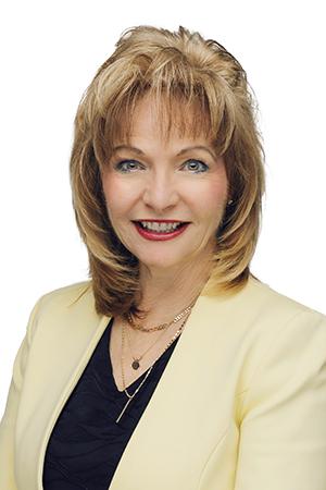 咸美頓(Hamilton)市議員Judi Partridge感謝法輪功學員的不斷付出,「努力將平和的生活帶給所有人。」