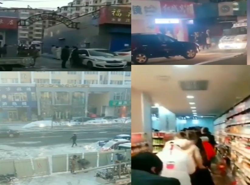 【一線採訪】疫情升溫 黑龍江東寧、綏芬河封城