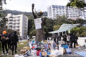 魯比奧:參院最快下周一通過香港人權法案