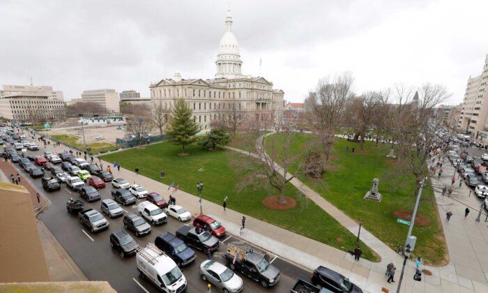 選舉人團投票 密州因安全問題關閉議會大樓