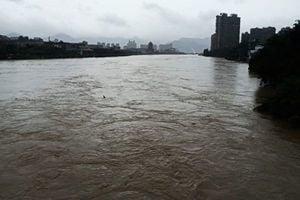 江西洪災告急 至少兩鎮居民開始撤離