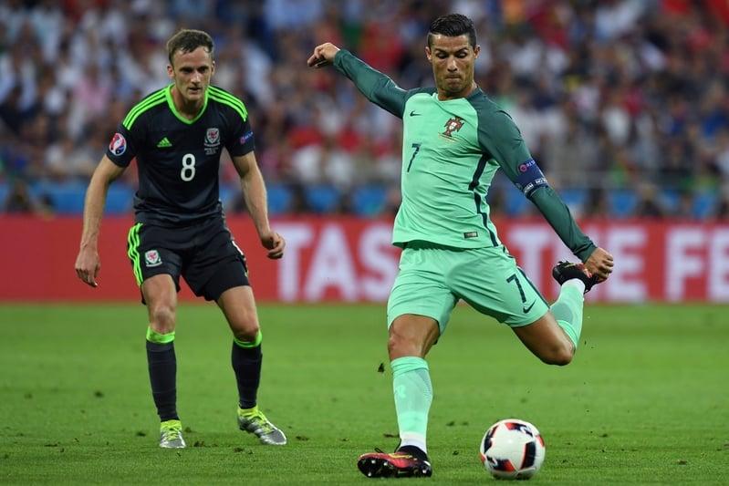 C.朗傳射建功 葡萄牙2:0勝威爾斯進決賽