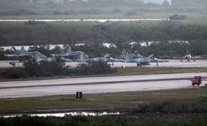 十天內第二宗 中國男子闖佛州海軍禁區被捕