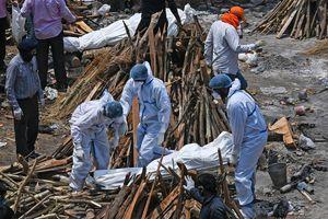 印度染疫死亡近20萬 英救援物資率先抵達