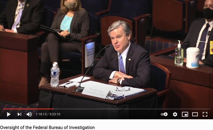 FBI促更積極用《外國代理人註冊法》對抗中共影響