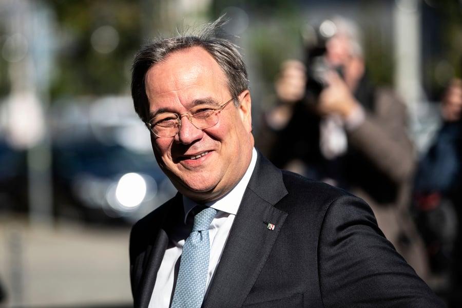 德國基民盟選出領導人 或成默克爾接班人