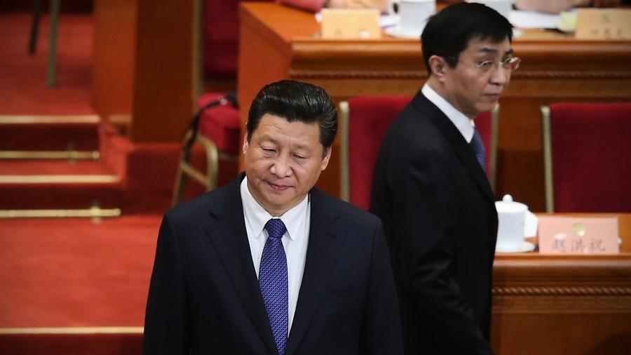 習近平疑對王滬寧不滿?政治局講話釋信號