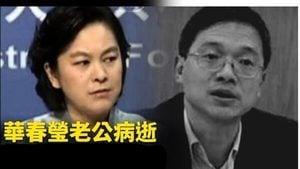 【轉載】中共高官官慶病亡 傳是華春瑩丈夫
