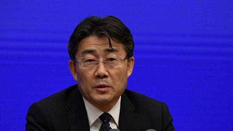 圖為中國疾病預防控制中心主任高福。(NOEL CELIS/AFP via Getty Images)