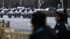 政法系山雨欲來 北京女官墜亡 公安部高官調離