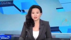 央視女記者成蕾被拘一年無法見律師 澳洲發聲明