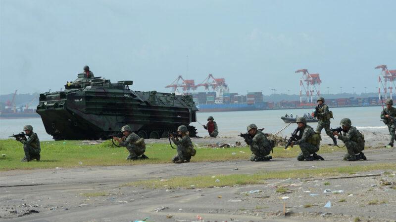 在南海爭議區加強與中共對陣 菲部署飛機及艦艇