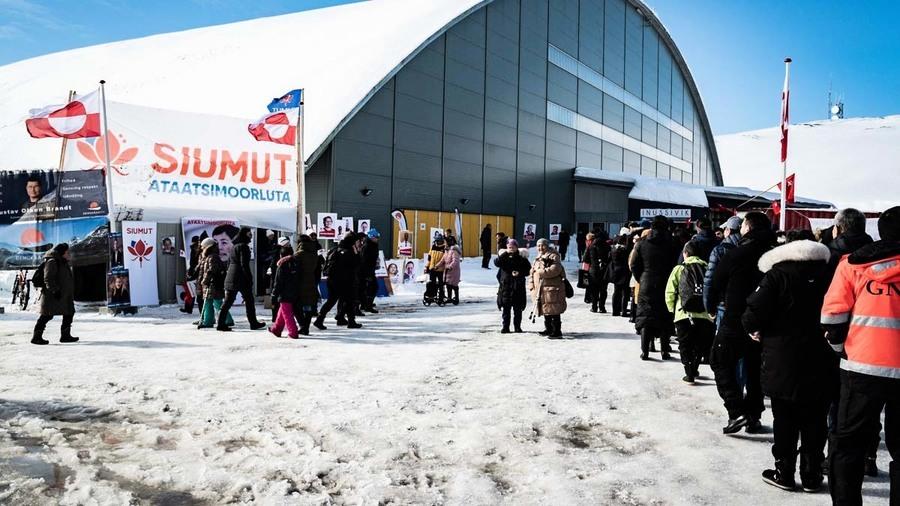 拒中資稀土開採項目 格陵蘭島工人黨選舉勝出