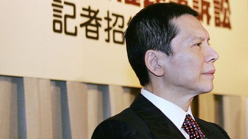 向華強曾申請定居台灣,因他有中共紅色背景被拒。(LAURENT FIEVET/AFP via Getty Images)