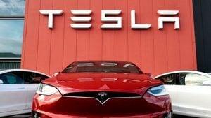 要撤退?Tesla提前終止上海工廠貸款合同