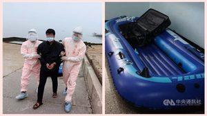 台海局勢敏感時刻 五天兩宗中國客偷渡台灣