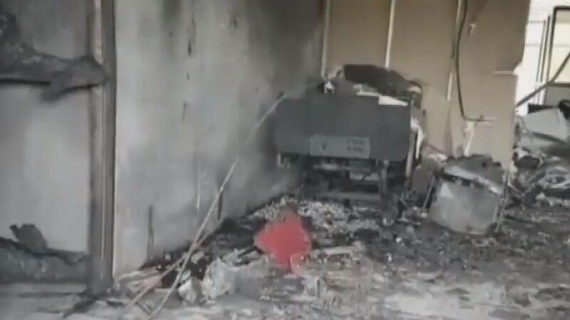 印度單日確診逾40萬新高 醫院大火釀18人喪命