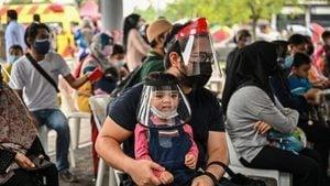 疫情嚴峻 馬來西亞新增9020確診創新高