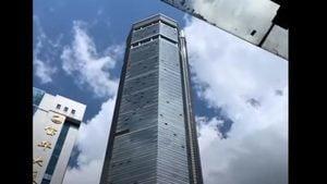 深圳賽格大廈晃動 20年前論文疑洩原因