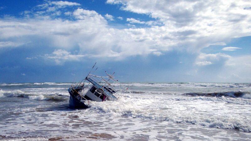 黑龍江發生沉船事故 4人遇難5人失蹤