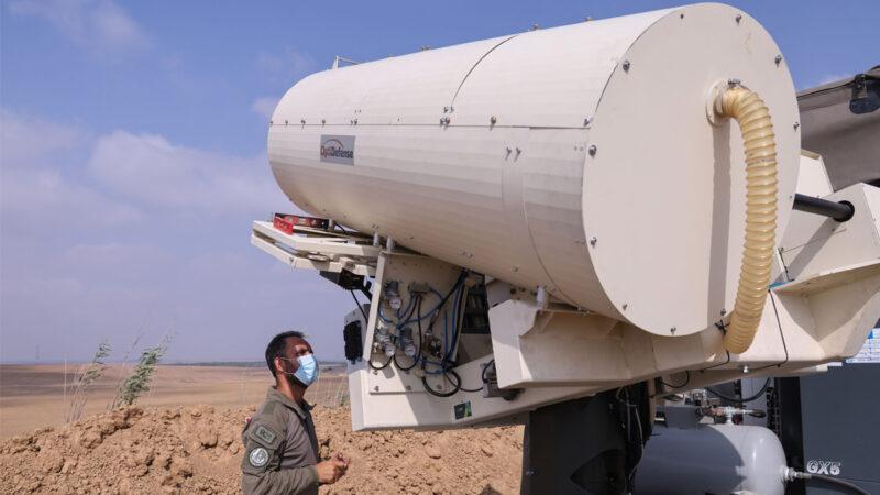 防禦成功率100% 以色列首個機載激光武器測試成功