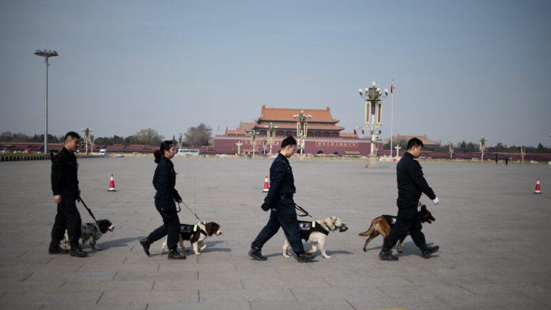中共建黨百年防民變 北京9區「淨空」 鴿子也禁飛
