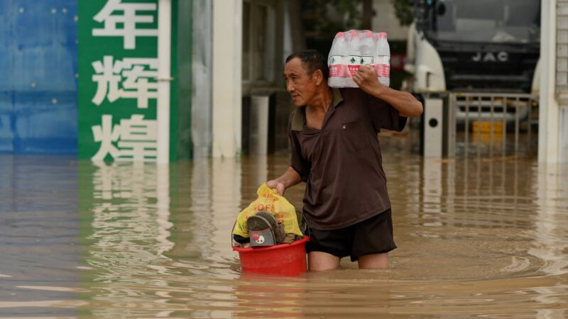 鄭州用534億打造「海綿城市」 網友:「拿錢打水漂」