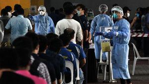 新加坡官方接種統計 中國疫苗不予計算