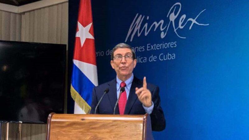 古巴反政府抗議延燒 五毛大V謊稱「反美遊行」