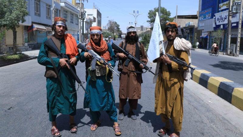 中共賣力為塔利班洗白 遭民眾抨擊