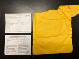 美攔截數千張劣質偽造疫苗卡 來自中國深圳