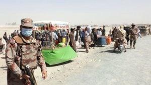 塔利班24小時拿下2省會 阿富汗伺機反攻