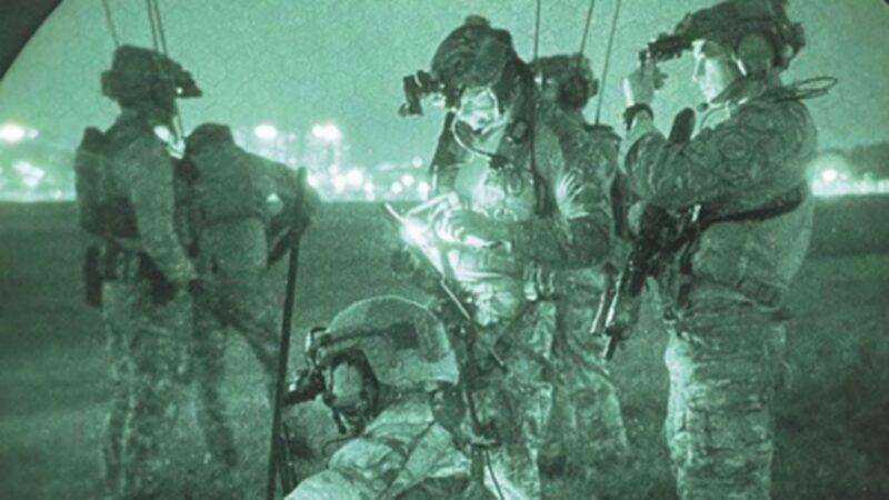 9月22日,駐韓美軍特戰司令部(SOCKOR)罕見公開多張「斬首金正恩」演練的照片。(圖片來源:USFK 特種部隊Facebook)