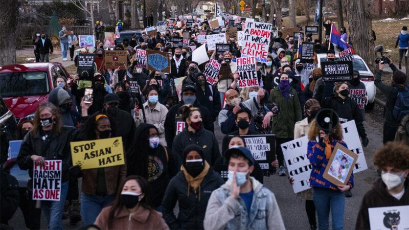 專家:中共偽造網絡帳號 鼓動美國的反種族抗議