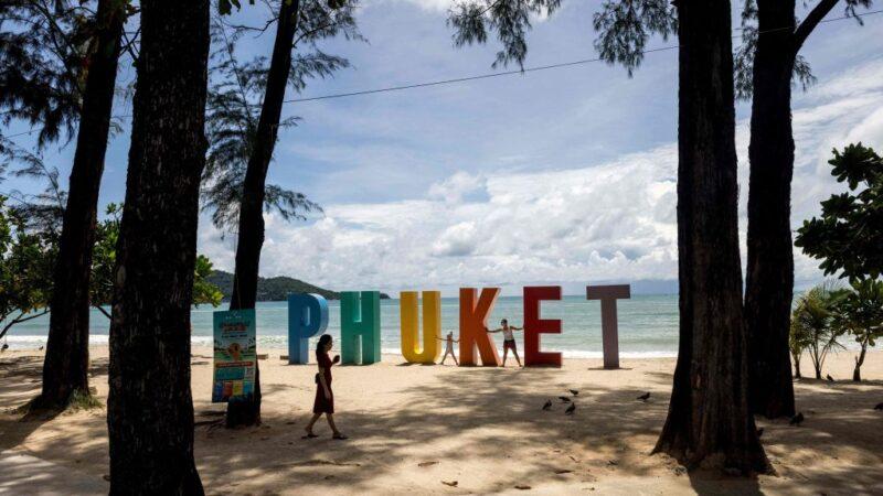 泰國度假天堂布吉島 開放完成接種遊客入境