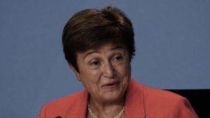 IMF總裁涉造假提升中國排名 英媒稱「應辭職」