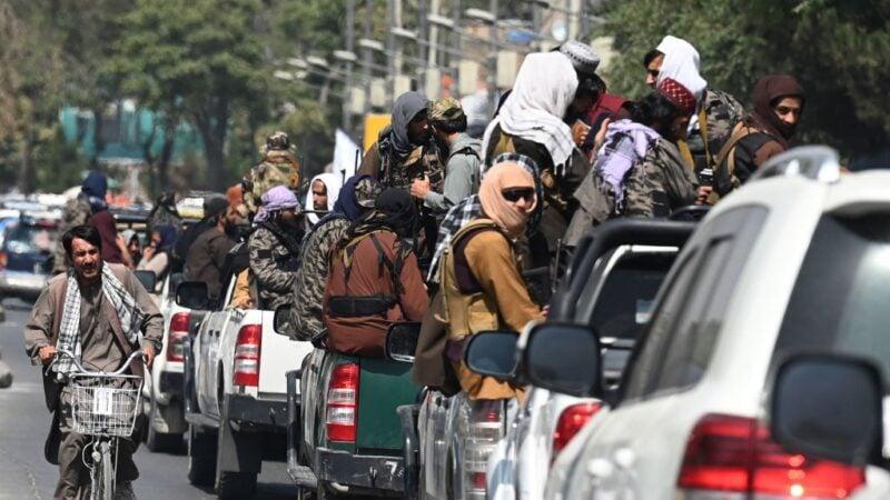 宣稱拿下最後據點 塔利班鳴槍慶祝釀至少17死