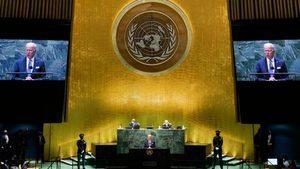 阿富汗聯合國大會塔利班要求演說