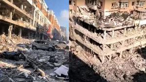瀋陽爆炸最新調查:99棟樓受影響 52人死傷