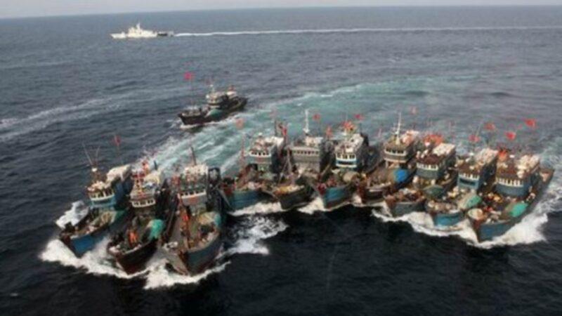一艘中國漁船在南韓海域沉沒 4死2失蹤