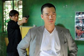 謝天華飾的Laughing哥深受觀眾歡迎。(大紀元)