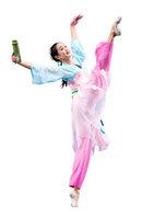 來自大唐古都的舞蹈大賽冠軍