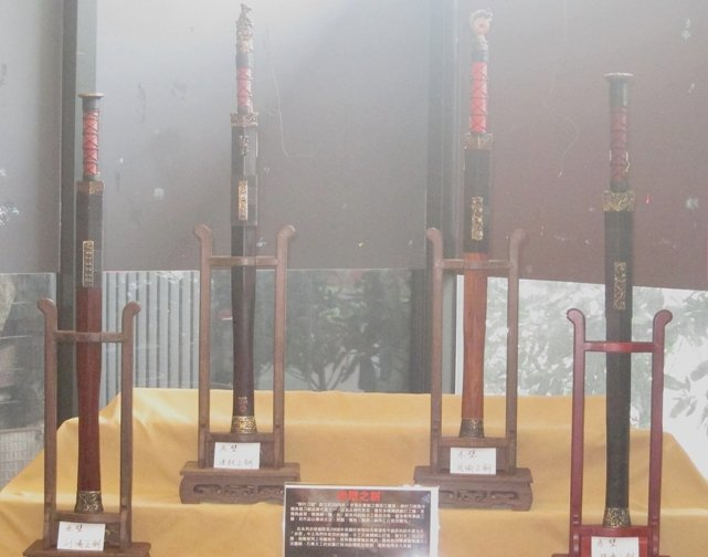 組圖:古今中外冷兵器「鋼鍊飛霜」特展